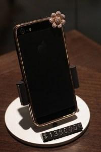 iPhone de oro y diamantes se convierte en el nuevo lujo chino
