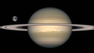 Saturno se alinea con la Tierra hoy (Video)