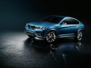 Lo nuevo de BMW, el todoterreno X4 (Fotos)