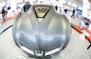 """Conoce a """"Impresión"""", el carro ruso (Fotos)"""