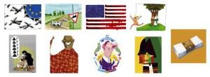 World Press Cartoon premia trabajos de Argentina, Brasil, España y Colombia