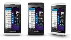 Blackberry Z10 ya está en Venezuela