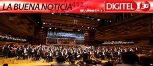 Sinfónica Simón Bolívar obsequió concierto homenaje al maestro José Antonio Abreu