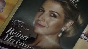 Máxima, la princesa argentina (Video)