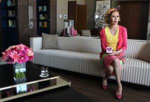 Agatha Ruiz de la Prada mostró su colección inédita para la Semana de la Moda