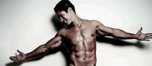 """Chino del dúo """"Chino y Nacho"""" exhibe orgullo sus músculos (Foto)"""