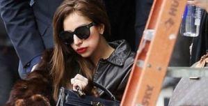 ¿Lady Gaga se operó la nariz? (Fotos)