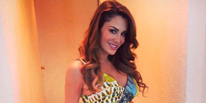 La actriz y cantante Ninel Conde está embarazada