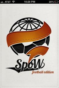 Venezolano crea una aplicación de fútbol para iPhone