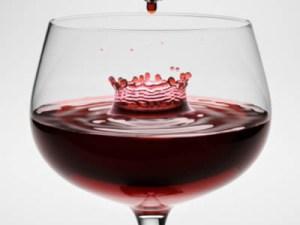 El vino tinto es saludable para los no alcohólicos