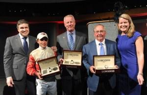 Longines premia con relojes a los ganadores del Kentucky Derby