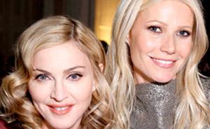 Madonna humilla a Gwyneth Paltrow