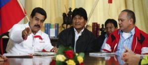 ¿Por qué Evo Morales no vino a Venezuela? Lo que respondió Diosdado
