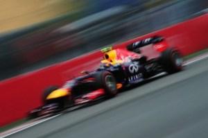 Mark Webber fue el más rápido en las terceras pruebas