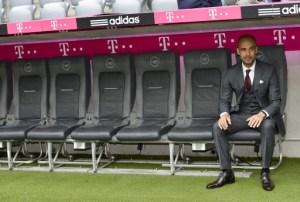 """""""Un nuevo desafío"""", dice Guardiola en su presentación con Bayern Múnich"""