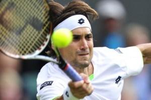 El español Ferrer avanza en Wimbledon tras vencer al argentino Alund