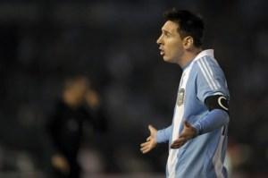 Sin Messi nada es igual en Argentina