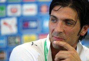 Buffon: No se va a repetir una final como la de la Eurocopa