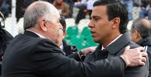 """César Farías califica como """"histórico"""" empate de Venezuela ante Bolivia"""