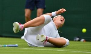 Azarenka se retira de Wimbledon por lesión