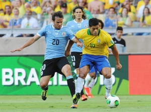 Brasil a la final de la Copa Confederaciones (Fotos)