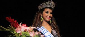 Miss Mariches es la Reina de Caracas (FOTOS)