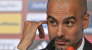 Así fue la presentación de Guardiola en el Bayern (Fotos)