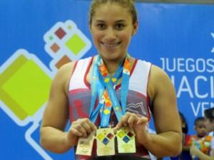 Pesista Yusleidy Figueroa cuarta en Panamericano de Margarita