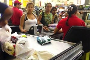 Supermercados aceptaron que la milicia sustituya a cajeros ausentes