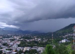 El estado del tiempo en Venezuela este lunes #9Dic, según el Inameh