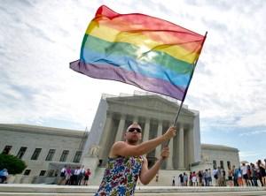 Así reaccionaron las celebridades ante legalidad del matrimonio gay en California