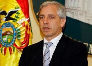 """Vicepresidente de Bolivia: """"boten a todos"""" tras 1-1 con Venezuela"""