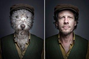 Si dudas que los perros se parecen a sus dueños… no dudes más (Fotos)