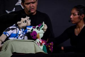 Caracas disfruta de su Festival Internacional de marionetas (Fotos)