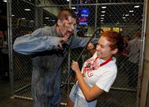 Zombis y alienígenas llegan a la Comic-Con