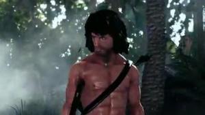 Revelado primer tráiler de videojuego de Rambo