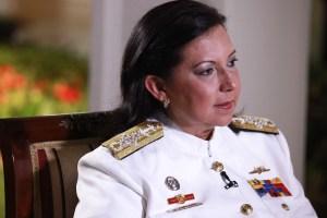 Maduro designa a Carmen Meléndez como su ministra de Interior y Justicia