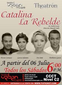 """""""Catalina la Rebelde"""" hace de las suyas en Urban Cuplé"""