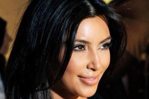 Así luce Kim Kardashian después de convertirse en mamá (Foto)
