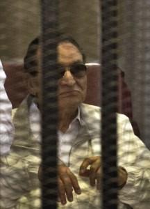 Condenan a Mubarak a tres años de cárcel por malversación de fondos públicos