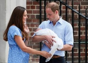 Kate será la fotógrafa oficial de su hijo Jorge