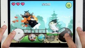 Audio Ninja, el videojuego colombiano que revoluciona en el AppStore