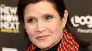 La princesa Leia sobre Episodio VII: Espero no volver a usar un bikini de metal
