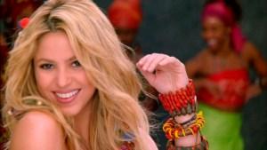 """Billboard señala a """"Waka Waka"""" como la mejor canción de un Mundial"""