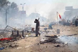 La violencia en Egipto incomoda al Vaticano