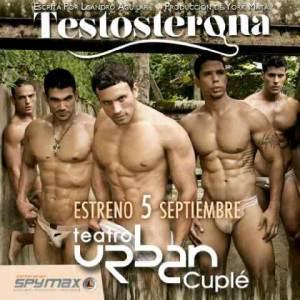 Testosterona llegó para quedarse
