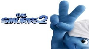 """""""Pitufos 2"""" rivaliza con las pistolas de Denzel Washington y Mark Wahlberg"""
