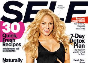 Shakira ha recuperado su envidiable figura