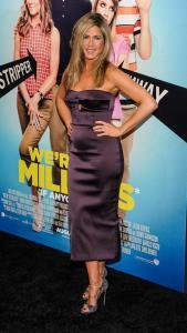 ¿Jennifer Aniston embarazada?  (Fotos)