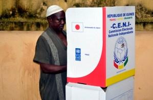 Los guineanos acuden a las urnas para intentar poner fin a una transición caótica